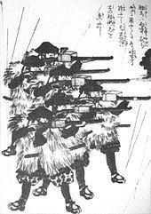 Ashigaru httpsuploadwikimediaorgwikipediacommonsthu