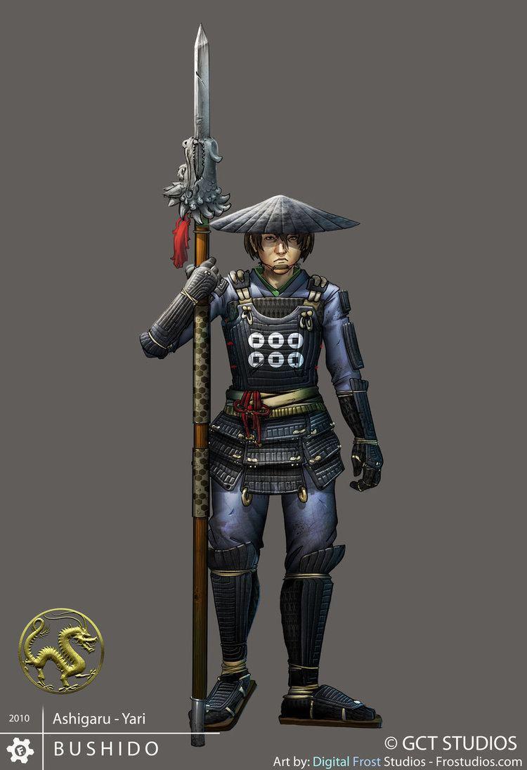 Ashigaru ashigaru DeviantArt