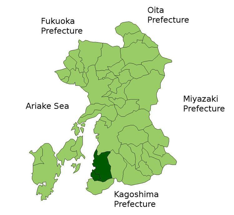 Ashikita District, Kumamoto