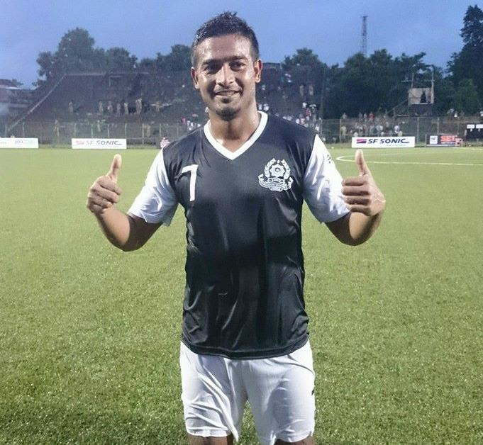 Ashim Biswas Ashim Biswas stars in Mohammedan win The Home of Indian Football