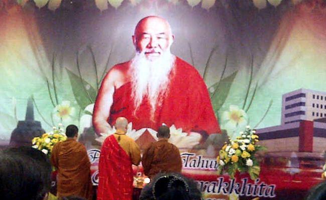 Ashin Jinarakkhita BuddhaZine Situs Berita Buddhis Mengenang 11 Tahun