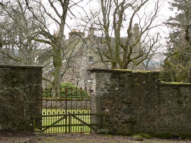 Ashintully Castle Ashintully Castle Rob Burke ccbysa20 Geograph Britain and