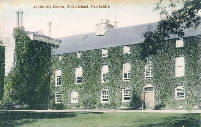 Ashintully Castle Ashintully Castle Mount Blair Community Archive