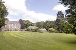 Ashintully Castle Scotland Self Catering Rental Bed and Breakfast Accommodation