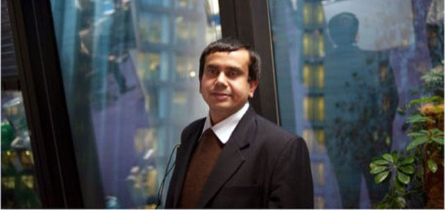 Ashish Goyal Ashish Goyal the blind Wharton MBA and JP Morgan trader