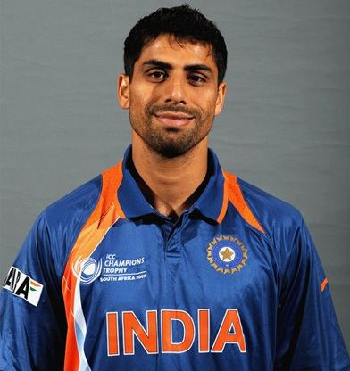 Ashish Nehra Latest News Photos Biography Stats Batting averages