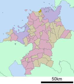Ashiya, Fukuoka httpsuploadwikimediaorgwikipediacommonsthu