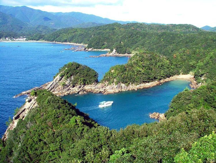 Ashizuri-Uwakai National Park wwwdiejapanreisedejapansnationalparksphotos