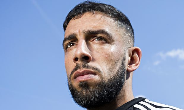 Ashkan Dejagah Iran World Cup 2014 squad Fulham39s Ashkan Dejagah is