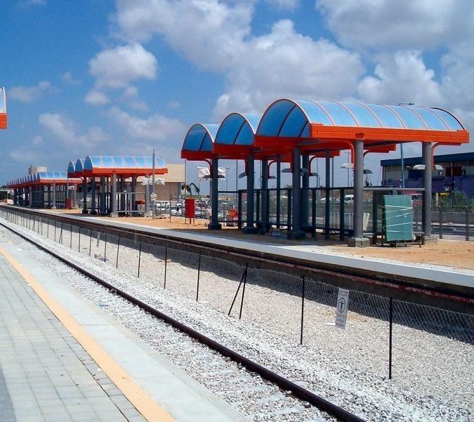 Ashkelon Railway Station