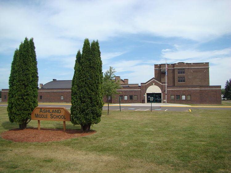Ashland Middle School (Ashland, Wisconsin)