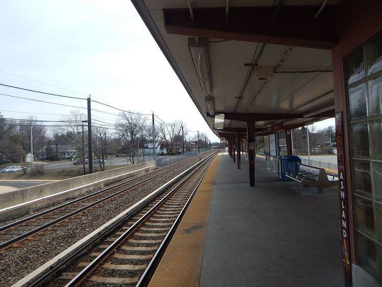 Ashland station (PATCO)
