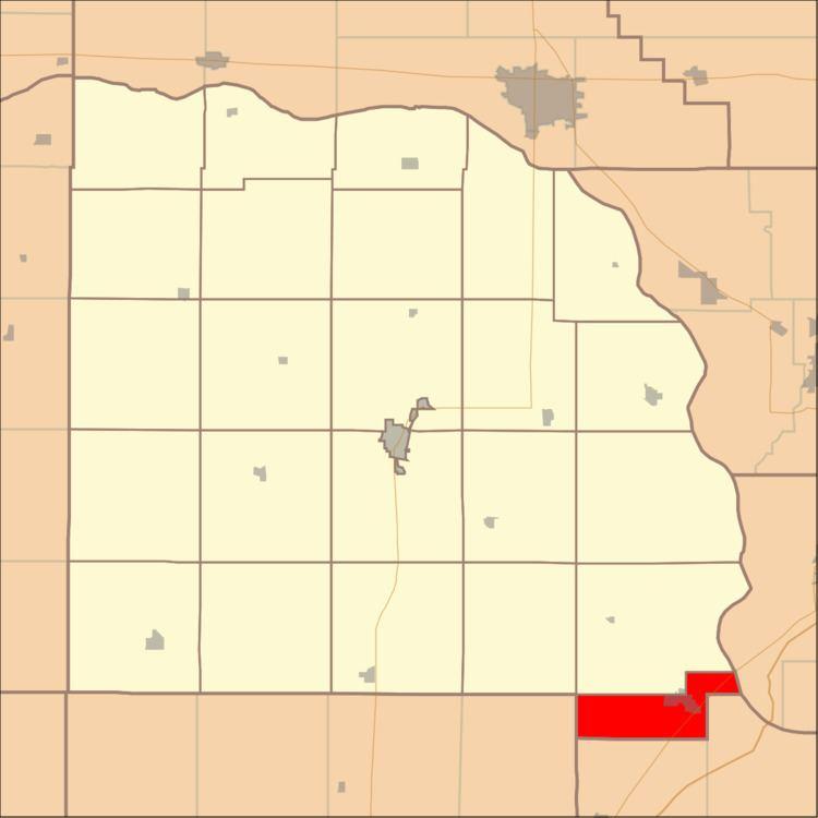 Ashland Township, Saunders County, Nebraska