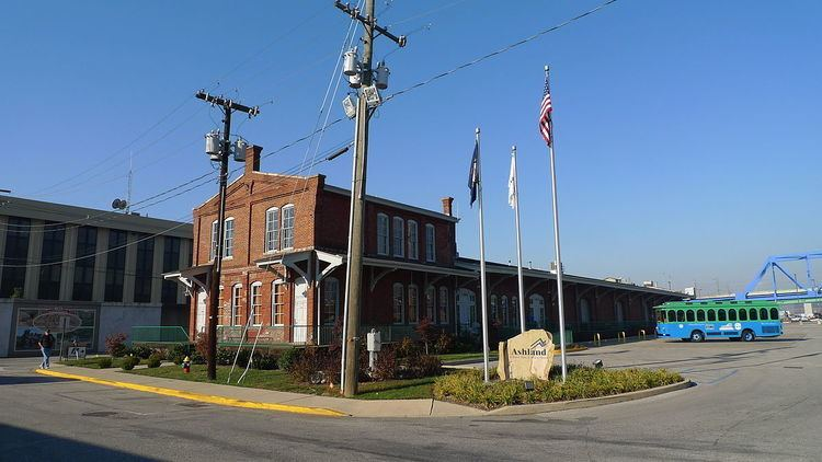 Ashland Transportation Center