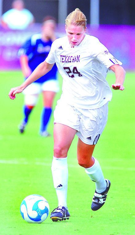 Ashlee Pistorius Ashlee Pistorius was ahead of the game Soccer myaggienationcom