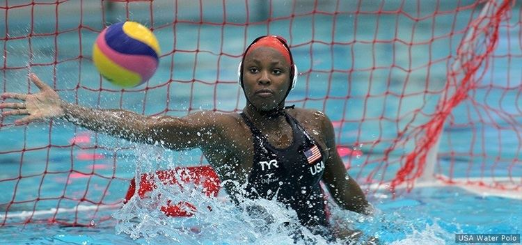 Ashleigh Johnson From A Community Pool In Miami Goalie Ashleigh Johnson Became A