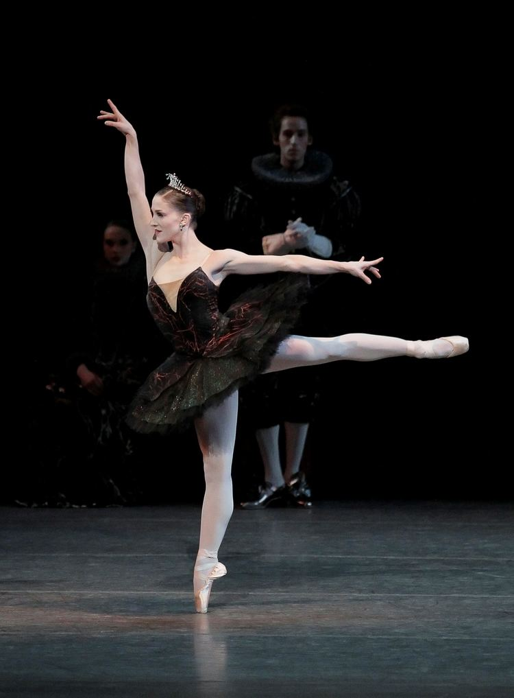 Ashley Bouder NYC Ballet39s Ashley Bouder at the Peak of Her Career The