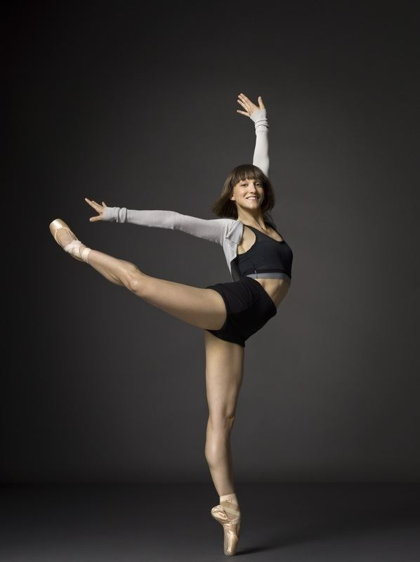 Ashley Bouder Ashley Bouder New York City Ballet Photographer Henry Leutwyler