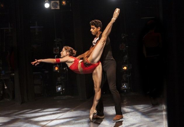 Ashley Bouder Ballet Festival The Ashley Bouder Project ZEALnyc