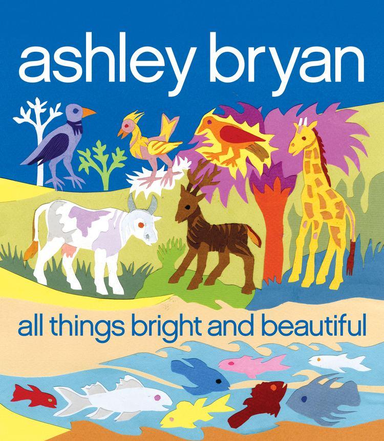 Ashley Bryan Simon Schuster
