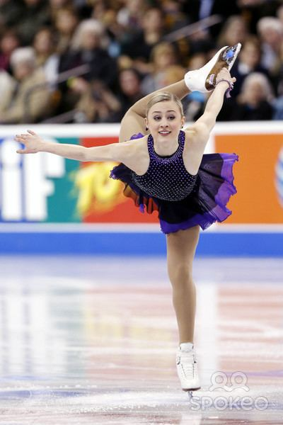 Ashley Cain (figure skater) Ashley Cain Photos 20140109 Boston MA