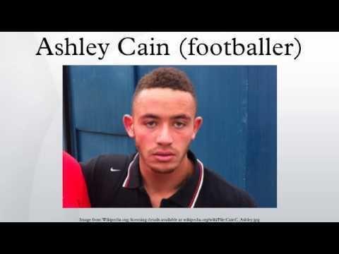Ashley Cain (footballer) Ashley Cain footballer YouTube