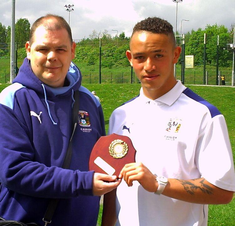 Ashley Cain (footballer) Ashley Cain footballer