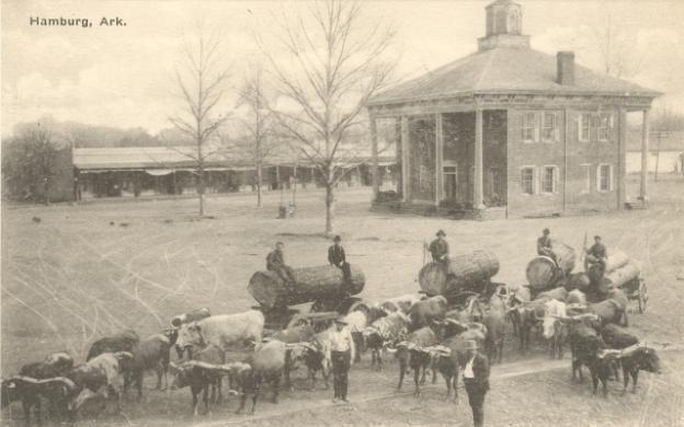 Ashley County, Arkansas courthousehistorycomimagesgalleryArkansasAshl