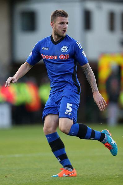 Ashley Eastham Ashley Eastham Pictures Northampton Town v Rochdale FA