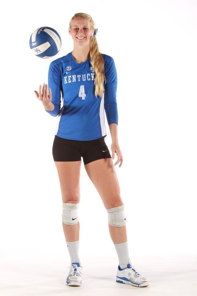 Ashley Frazier KSC zwei USAmerikanerinnen verpflichtet KSC BERLIN Volleyball