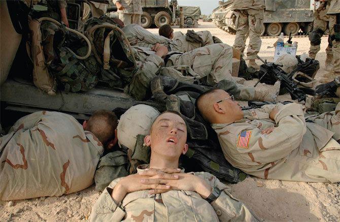 Whiskey Tango Foxtrot A Photographers Chronicle of the Iraq War