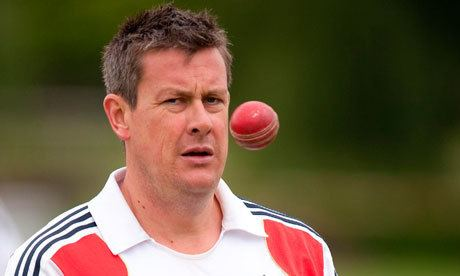 Ashley Giles (Cricketer) in the past