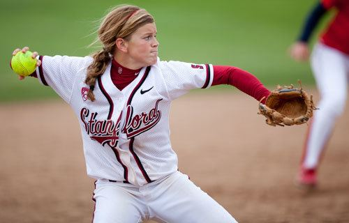 Ashley Hansen (softball) Ashley Hansen named USA Softballs Collegiate Player of the Year