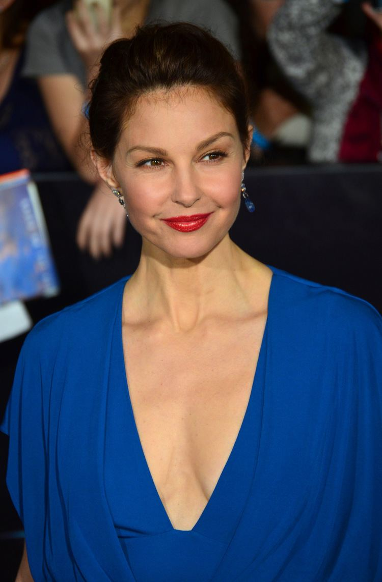Ashley Judd Ashley Judd Wikipedia the free encyclopedia