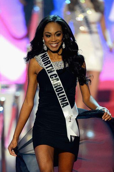 Ashley Love-Mills Ashley LoveMills in The 2013 Miss USA Pageant in Las Vegas Zimbio