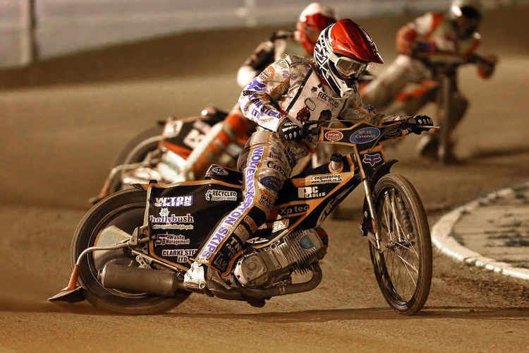 Ashley Morris (speedway rider) Speeday star Ashley Morris in hospital after crash Express Star