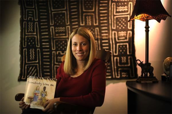 Ashley Shuyler Continents apart women collaborate on book The Denver Post