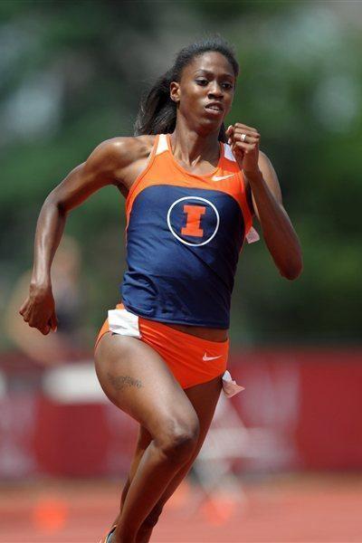 Ashley Spencer (athlete) Athlete profile for Ashley Spencer iaaforg