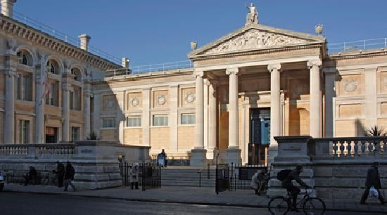 Ashmolean Museum Ashmolean Museum of Art and Archaeology Oxford England Top Tips