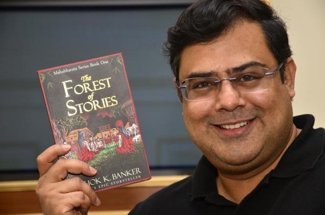 Ashok Banker blogwoodpiecomwpcontentuploads201211ASHOK