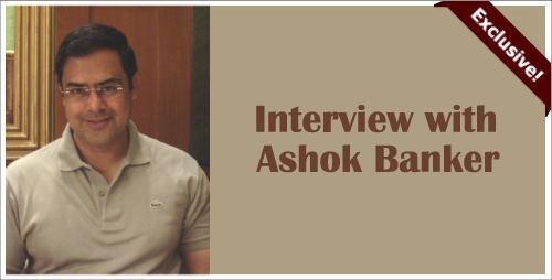 Ashok Banker Ashok Banker Interviewed Ramayana Series Vertigo