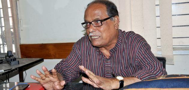 Ashok Bhattacharya Misbehaving With MLAs Is Deplorable Mayor Ashok Bhattacharya