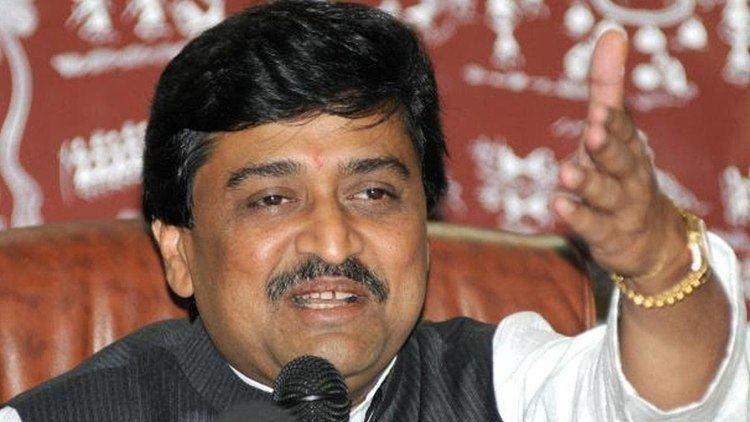 Ashok Chavan Road cleared for Ashok Chavan in Nanded YouTube