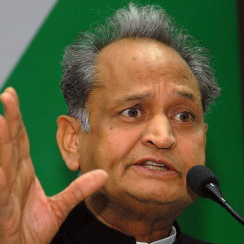 Ashok Gehlot Ambulance scam Rajasthan govt39s charges a 39move to