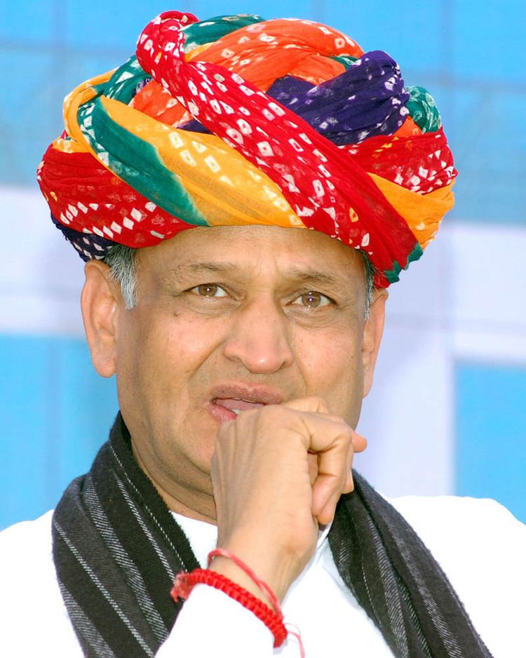 Ashok Gehlot Since the time Ashok Gehlot has taken over the reins of