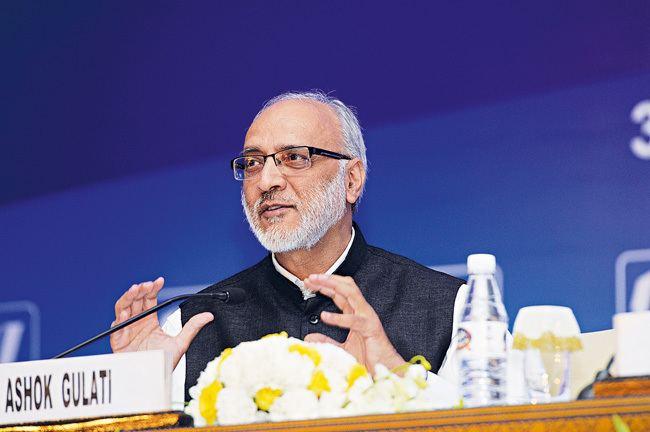 Ashok Gulati Economist Ashok Gulati survives NDA purge of loyalists