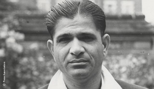 Ashok Mankad (Cricketer)