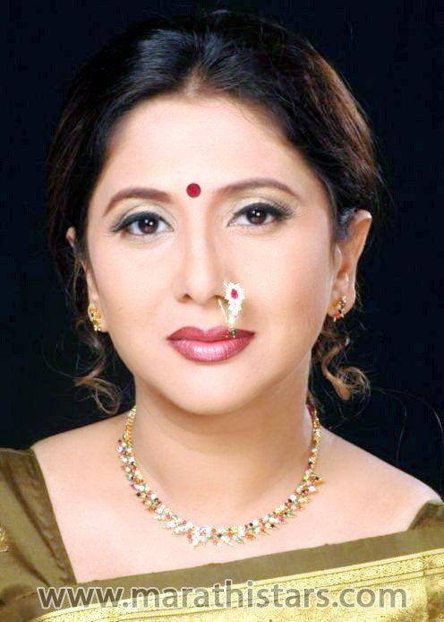 Ashok Saraf Nivedita JoshiSaraf Photos Biography MarathiStars