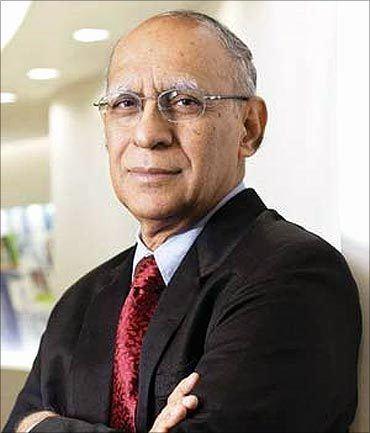 Ashok Soota The secret behind Ashok Soota39s success Rediffcom Business