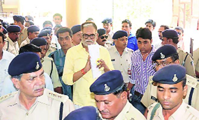 Ashok Veer Vikram Singh ExMLA gets life for the murder of grandniece he sexually abused